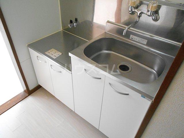 クレールフチノベ 101号室のキッチン