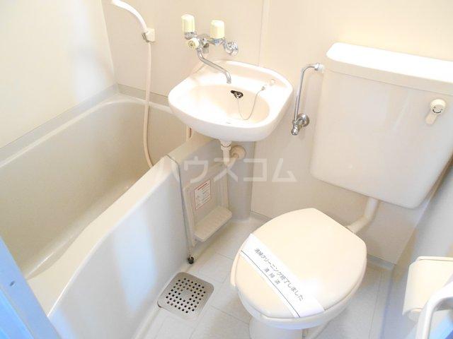 プチメゾンミカドⅡ 103号室の風呂