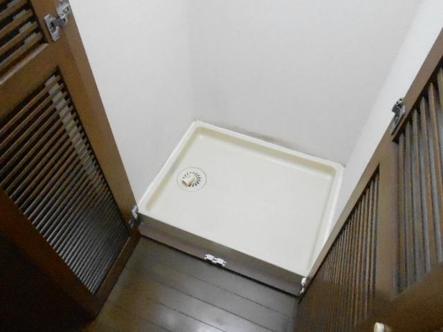 第26明智ビル 302号室の風呂