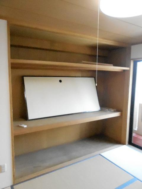 第26明智ビル 302号室の収納