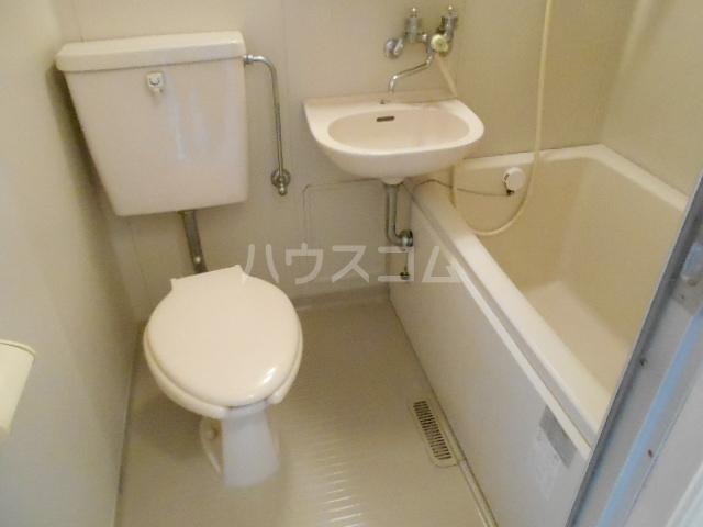 メゾン優 202号室の風呂