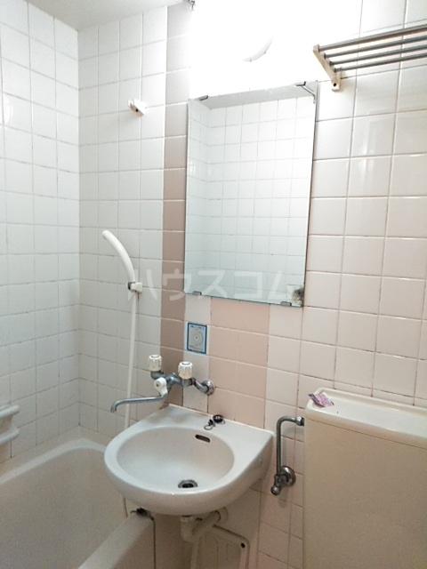 ライオンズマンション小岩第5 124号室の洗面所
