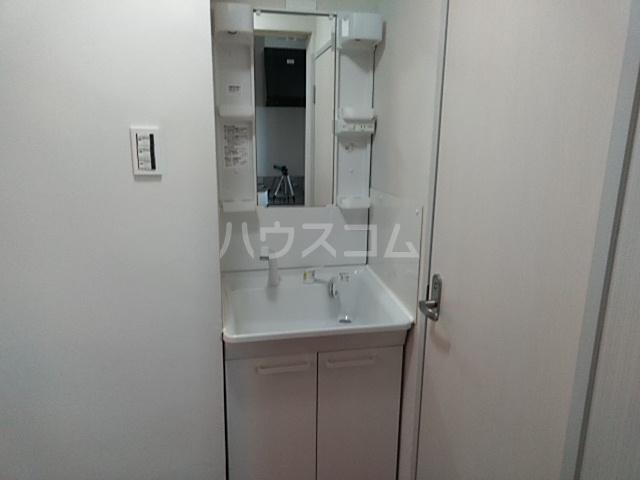 日赤前森田ビル 3C号室の洗面所