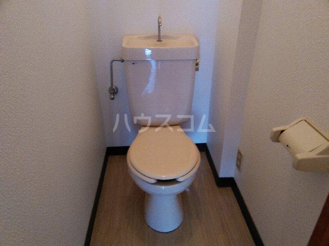 丸山ビル 30A号室のトイレ