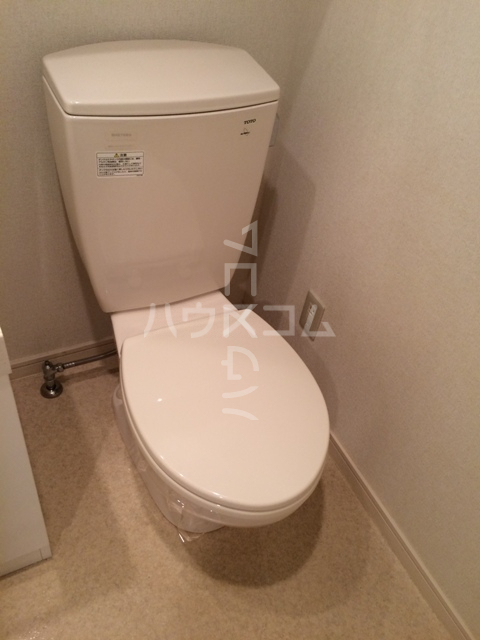 リバティー 103号室のトイレ