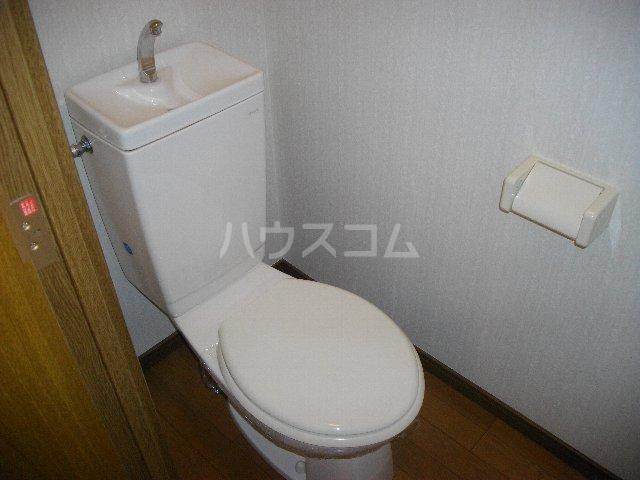 サリチェ烏森 201号室のトイレ