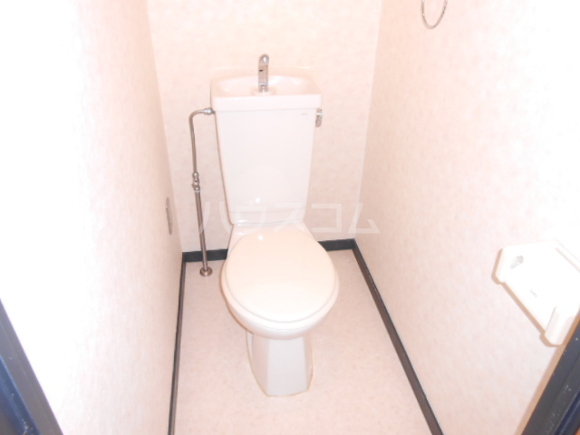 プラゼール 2B号室のトイレ