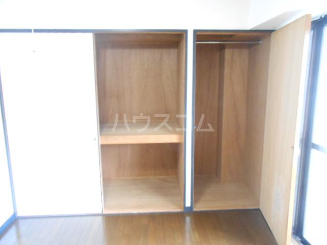 プラゼール 2B号室の収納