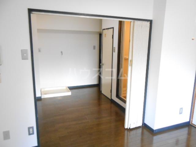 プラゼール 2B号室のベッドルーム