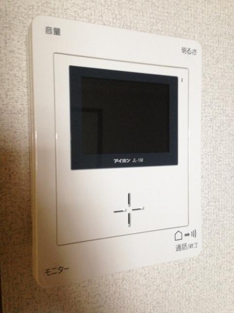 メゾンノーブル 102号室のセキュリティ