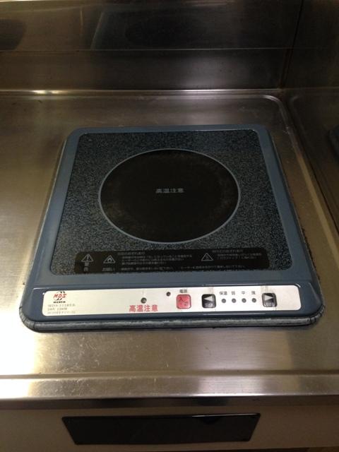 メゾンノーブル 102号室のキッチン