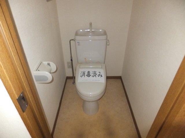 Blois中村 5B号室のトイレ