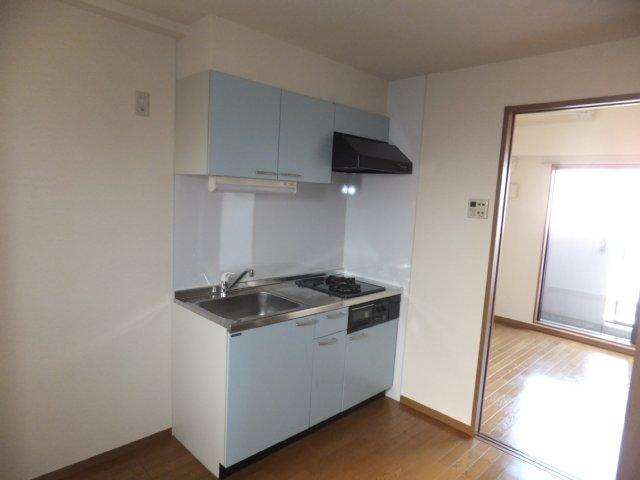 Blois中村 5B号室のキッチン
