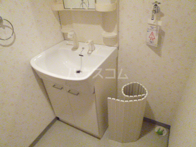 CASA松原(カーサマツバラ) 203号室の洗面所