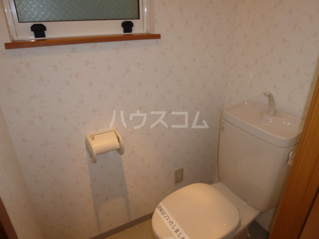 CASA松原(カーサマツバラ) 203号室のトイレ
