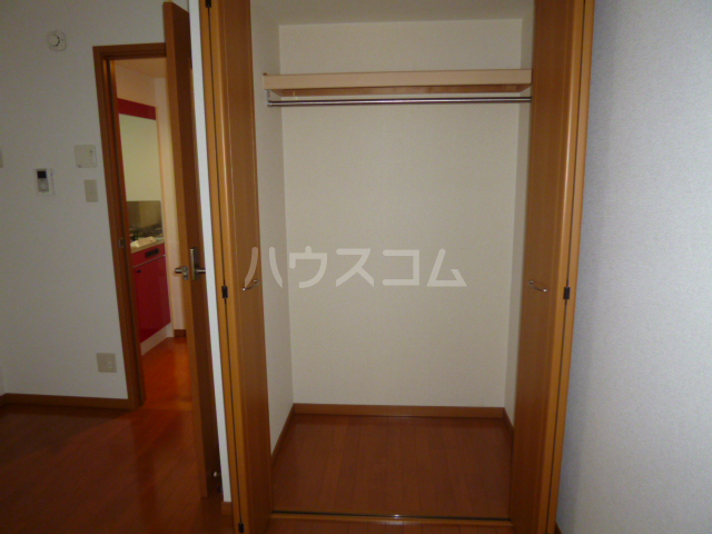 CASA松原(カーサマツバラ) 203号室の収納