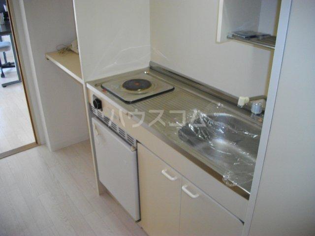 CASA NOAH名古屋Ⅱ 217号室のキッチン