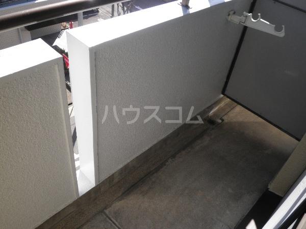 CASA NOAH名古屋Ⅱ 217号室のバルコニー