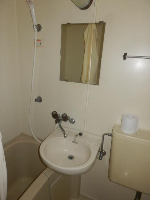 TIマンション 206号室の洗面所