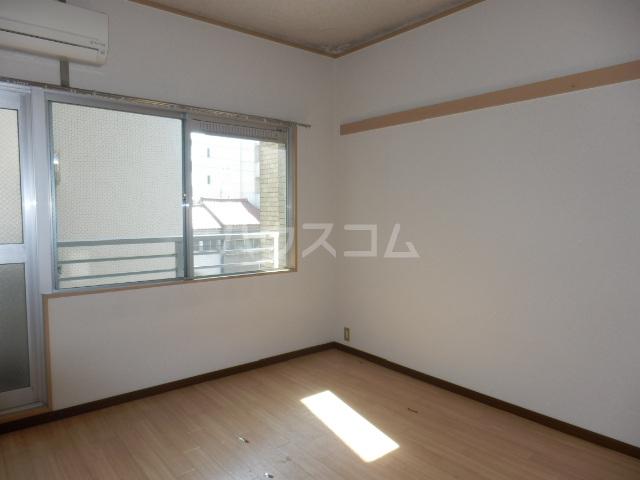 TIマンション 206号室のベッドルーム