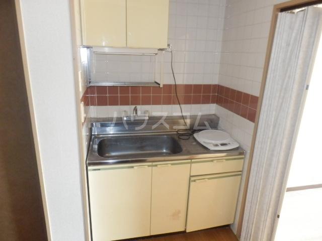 TIマンション 206号室のキッチン