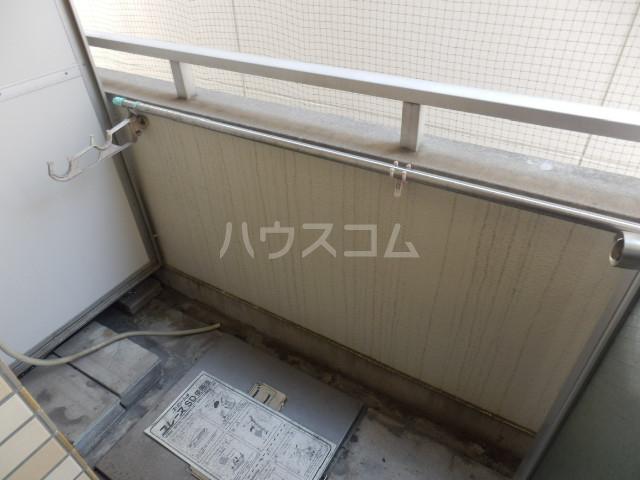 TIマンション 206号室のバルコニー
