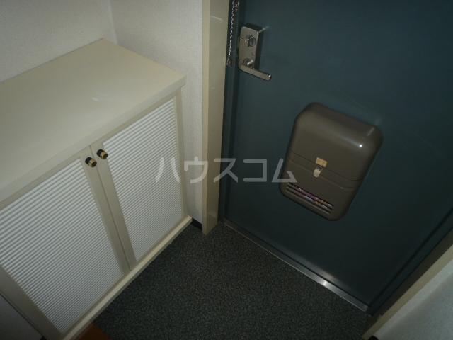 レジェンドミヤタ 203号室の玄関
