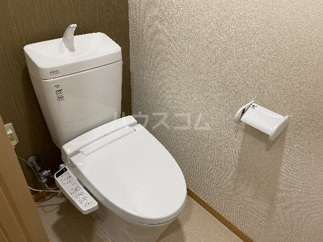 I.s No.7 1B号室のトイレ