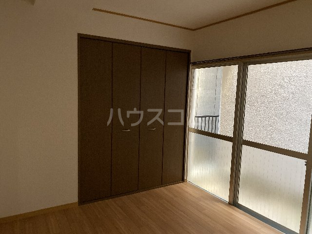 I.s No.7 1B号室のベッドルーム