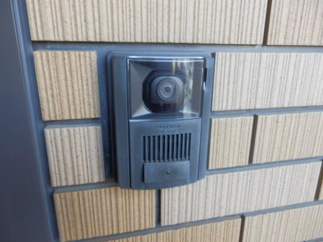 ガーデンガリジェ 202号室のセキュリティ