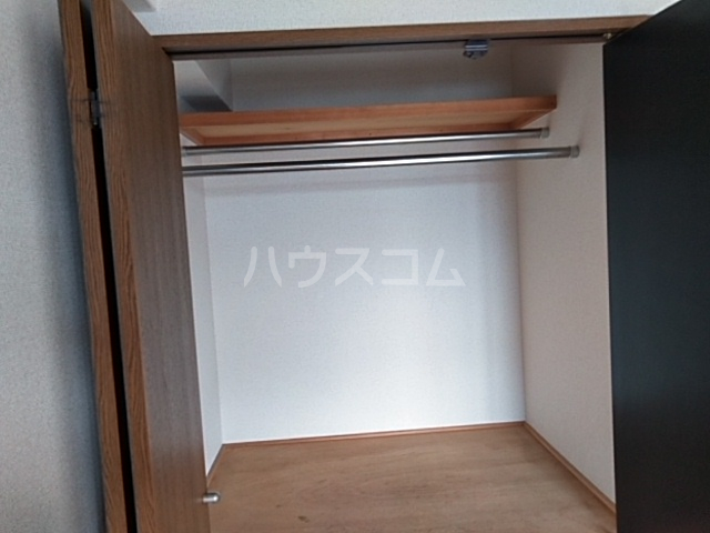 キャッスル若宮 502号室の収納