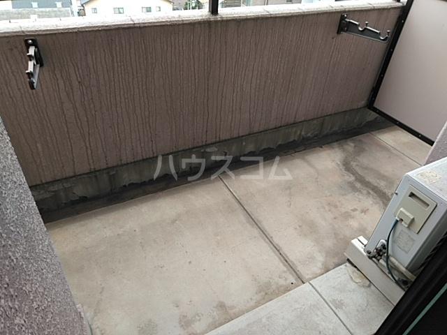 キャッスル若宮 502号室のバルコニー