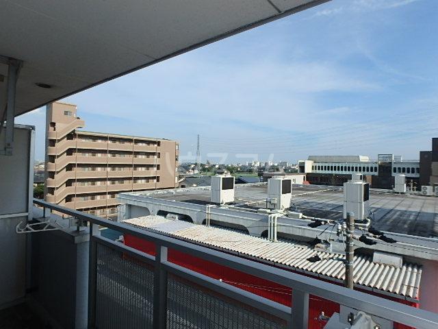 DAIMAN HOUSE 七宝 401号室の景色