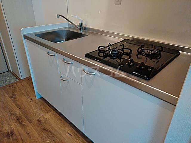 AZEST-RENT本陣 102号室のキッチン