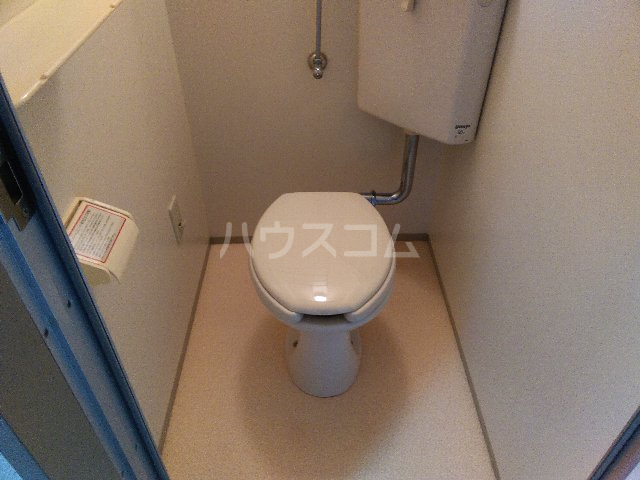 ヴァンテージ本陣 203号室のトイレ