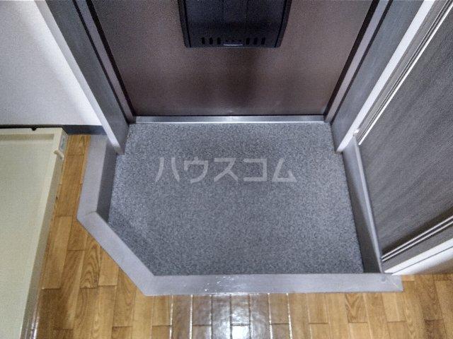 ヴァンテージ本陣 203号室の玄関