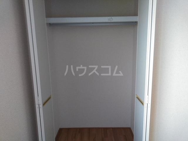 ディアコート真 102号室の収納