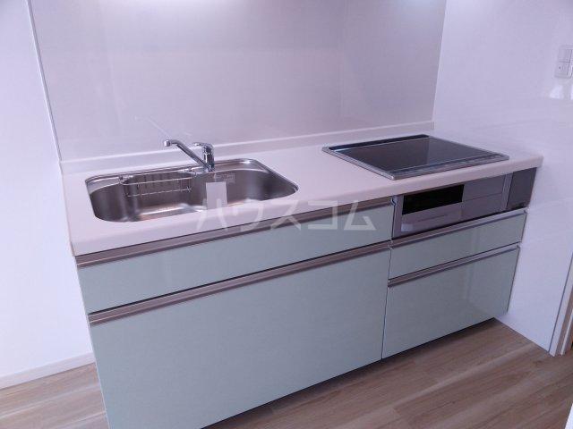OT.residence名駅 4E号室のキッチン
