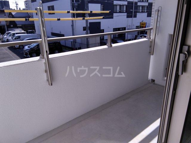 OT.residence名駅 4E号室のバルコニー