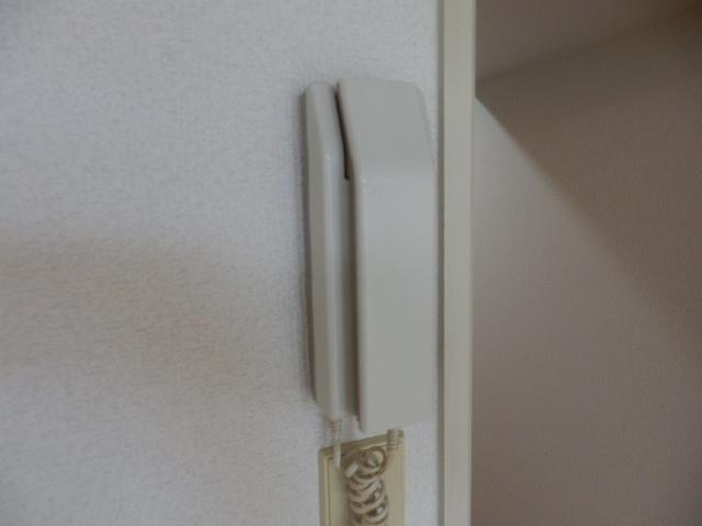 サーフメゾン 201号室のセキュリティ