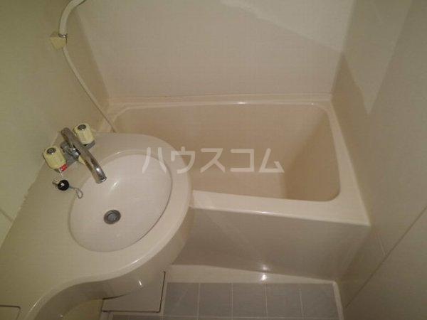 ヴィオロン松崎 101号室の洗面所