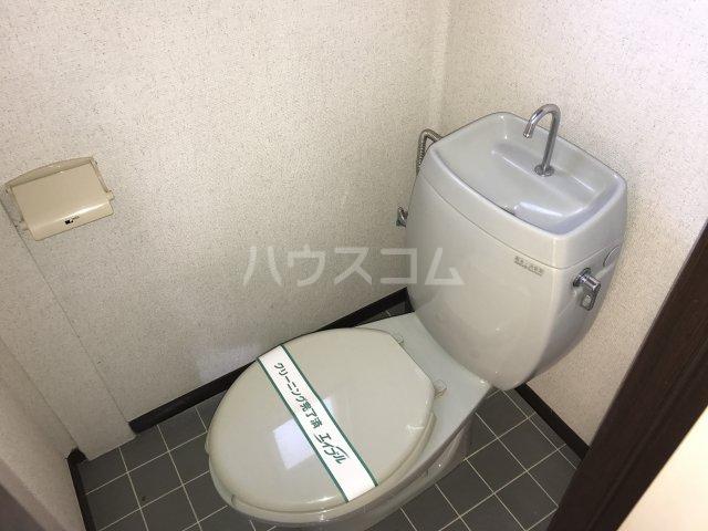 ハイムユアーズⅡ 202号室のトイレ