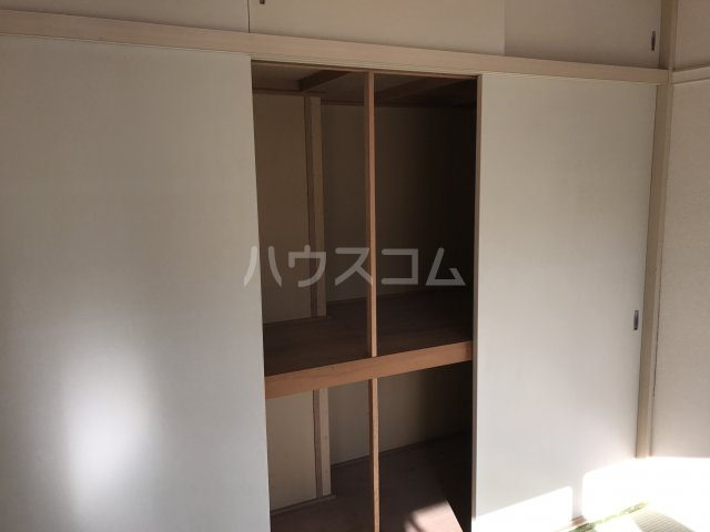 ハイムユアーズⅡ 202号室の収納