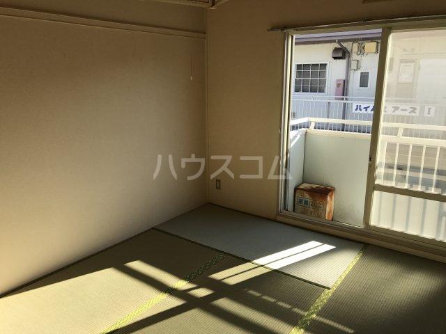 ハイムユアーズⅡ 202号室のベッドルーム