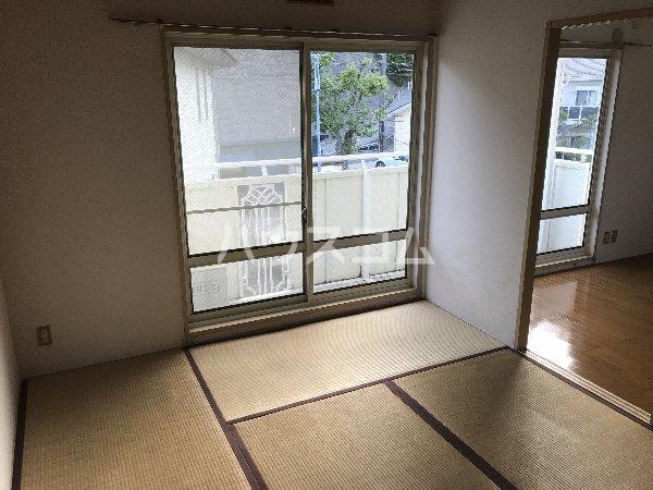 フォンティーン大西 102号室の居室