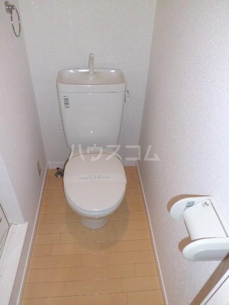 メゾン・たくづの 203号室のトイレ
