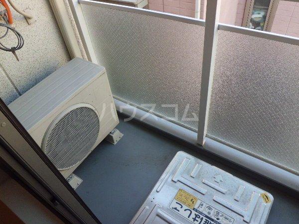 メゾン・たくづの 203号室のバルコニー