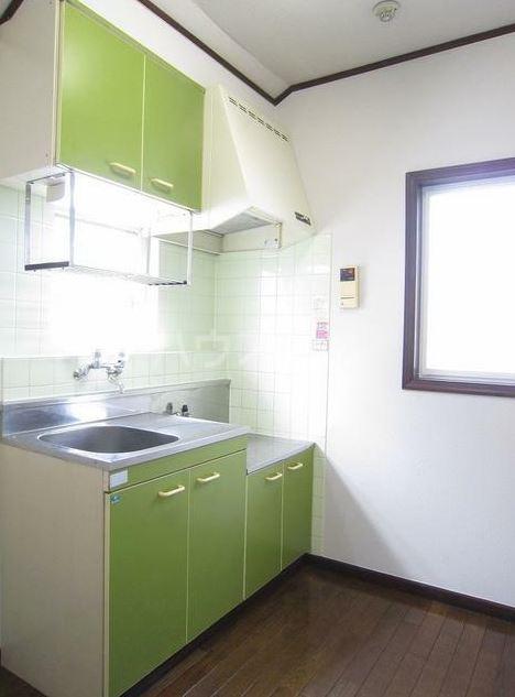 ストークハイツ田口 205号室の風呂