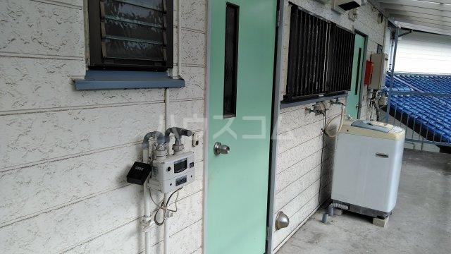 メグミハイツ 7号室の玄関