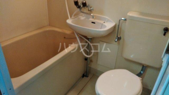 メグミハイツ 7号室の風呂
